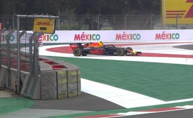 Messico: il venerdì in Red Bull