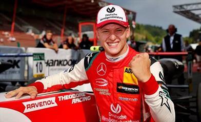Mick Schumacher guiderà la Ferrari SF90 nei test post Gran Premio del Bahrain