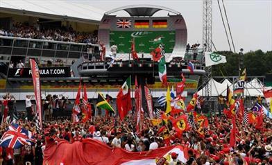 Monza, una gara storica con un mix di passione, leggenda e tragedia
