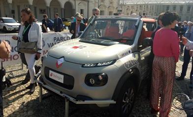 Motor Show Parco Valentino 2019: la cerimonia d'apertura
