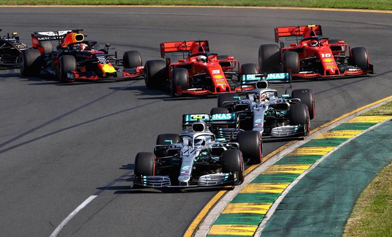 Motorsport: guida alle scommesse sulla F1