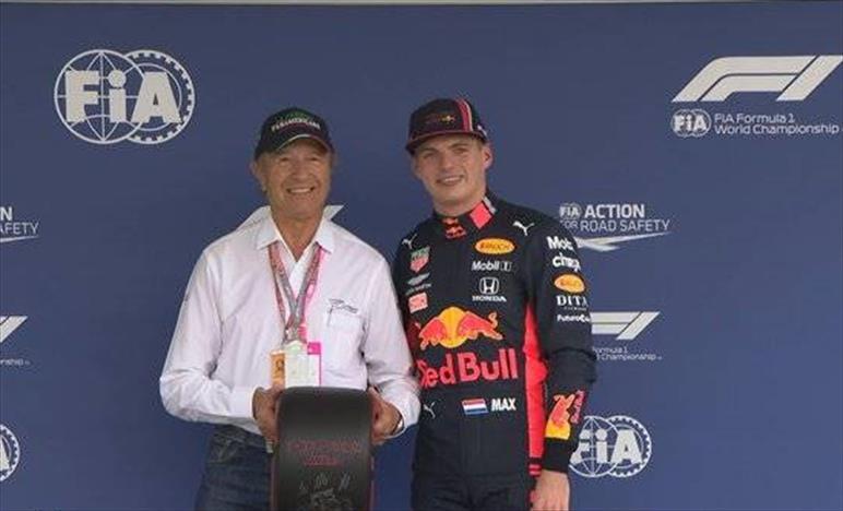 Nessuna investigazione ai danni di Verstappen che ottiene Pole e record del circuito.