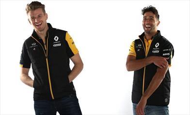 Nico Hulkenberg: Credo con Ricciardo di formare una bella coppia per una grande squadra
