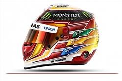 Casco Lewis Hamilton 2017