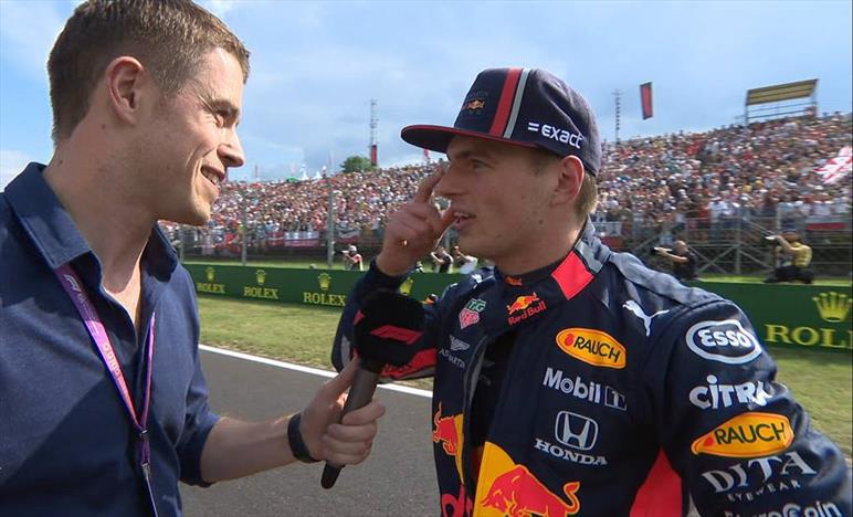 Orange is the new gray: Verstappen in pole nel Gp di Ungheria