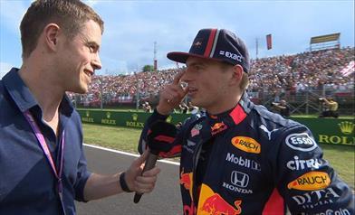 Orange is the new gray: Verstappen in pole nel Gp di Ungheria - Orange is the new gray: Verstappen in pole nel Gp di Ungheria