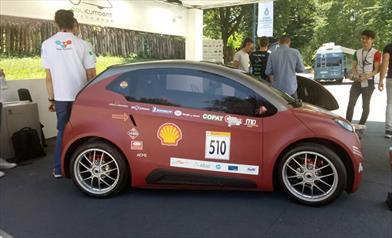 Parco Valentino 2019: Il Politecnico di Torino guarda al futuro partecipando alla Shell Eco Marathon