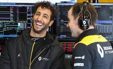 Per Renault nuovo livello di prestazioni ed affidabilità nel 2020 - Per Renault nuovo livello di prestazioni ed affidabilità nel 2020