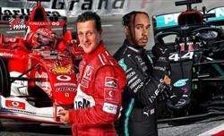 Perché Schumacher è meglio di Hamilton