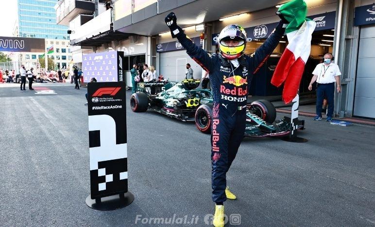 Perez: mi dispiace per Max perchè meritava la vittoria
