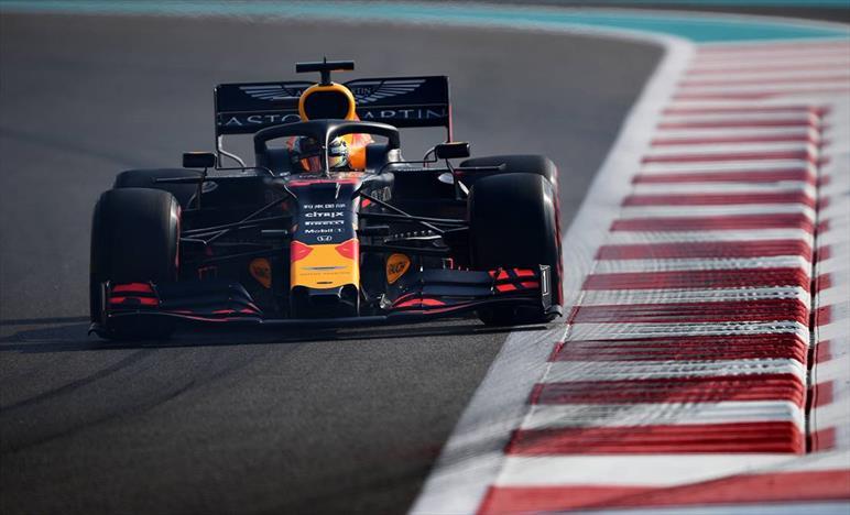 PL3 Abu Dhabi: Verstappen leader in attesa delle qualifiche