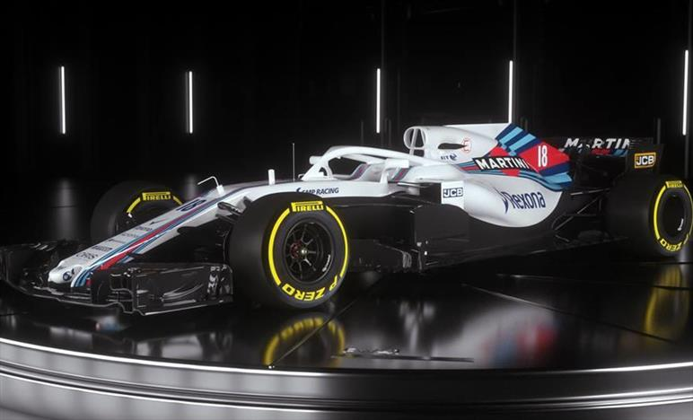 Presentata la Williams FW41
