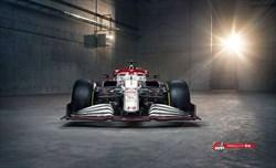 Presentazione Alfa Romeo Racing ORLEN C41