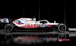 Presentazione Haas VF-21