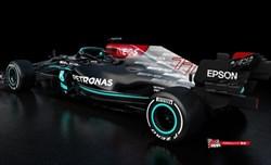Presentazione Mercedes W12