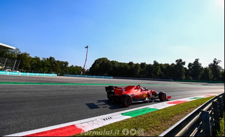 Pubblicato il programma di Monza, sarà qualifica sprint di 18 giri