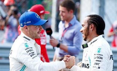 Qualifica Gp d'Italia: Mercedes soddisfatta del secondo e terzo posto - Qualifica Gp d'Italia: Mercedes soddisfatta del secondo e terzo posto