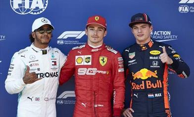 Qualifiche Gp d'Austria: Hamilton secondo e Bottas quarto