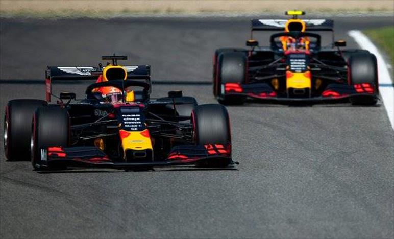 Qualifiche Gp del Belgio: Red Bull punta le Mercedes per la gara di domani