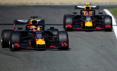 Qualifiche Gp del Belgio: Red Bull punta le Mercedes per la gara di domani - Qualifiche Gp del Belgio: Red Bull punta le Mercedes per la gara di domani