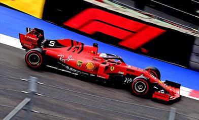 Qualifiche Gp del Messico: Ferrari in seconda e terza posizione