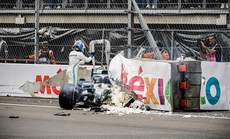 Qualifiche Gp del Messico: Mercedes in terza e sesta posizione