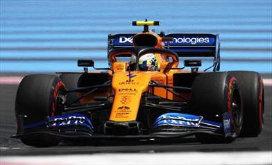 Qualifiche Gp di Francia: La McLaren monopolizza la terza fila