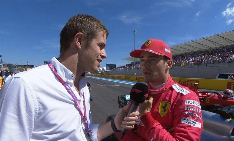 Qualifiche Gp di Francia: Leclerc terzo, Vettel perde il feeling nel Q3