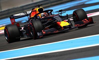 Qualifiche Gp di Francia: quarto posto per Verstappen, solo nono Gasly - Qualifiche Gp di Francia: quarto posto per Verstappen, solo nono Gasly