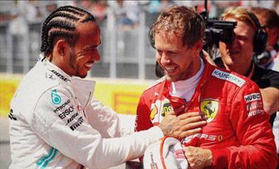 Qualifiche Mercedes: Lewis si arrende solo a Vettel, Bottas sbaglia ed è sesto