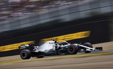 Qualifiche Suzuka: Bottas torna a battere Hamilton, ma ottiene comunque solo il terzo tempo
