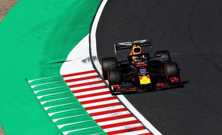 Qualifiche Suzuka: solo terza fila per la Red Bull