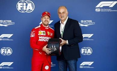Qualifiche Suzuka: Torna in Pole Vettel davanti a Leclerc