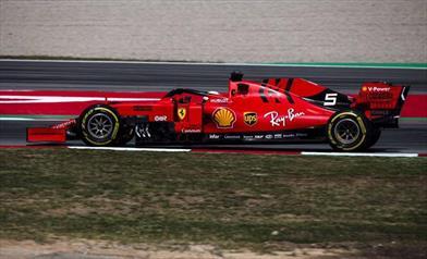Quarto e quinto posto per una Ferrari al di sotto delle attese