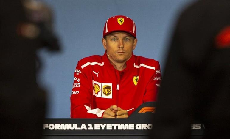 Raikkonen, la Ferrari mi ha mandato via, Sauber? speriamo bene