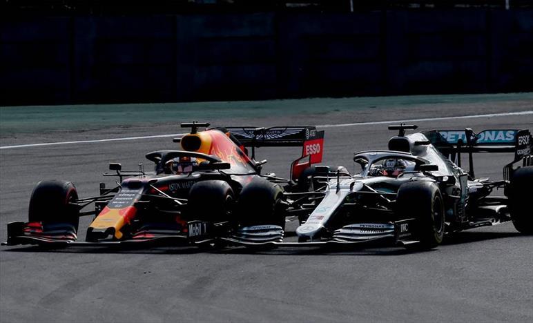 Red Bull ad Abu Dhabi per finire al meglio il 2019