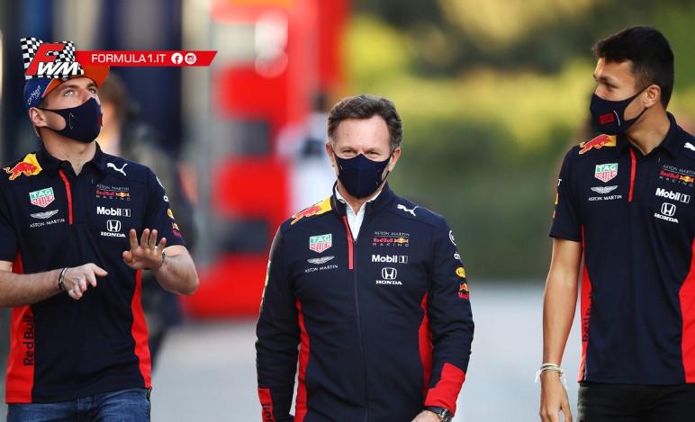 Red Bull, ad Imola la resa tra sfortuna ed errori