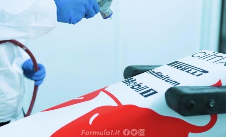 Red Bull - In Turchia una livrea celebrativa per Honda