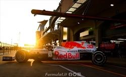Red Bull - La fortuna deve girare, in Turchia andrà bene