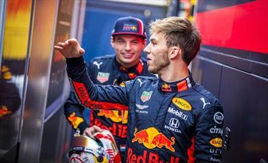 Red Bull: Verstappen e Gasly verso il Gp di Monaco