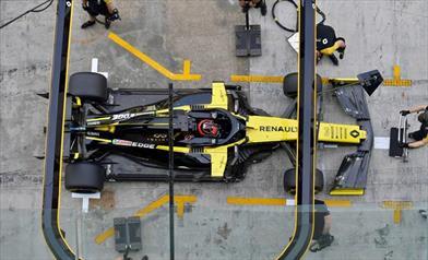Renault: il nostro motore è più potente di quello Mercedes