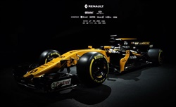 Renault R.S.17: l'analisi tecnica