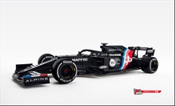 Renault, supersportive con Alpine: presentazione livrea e progetto