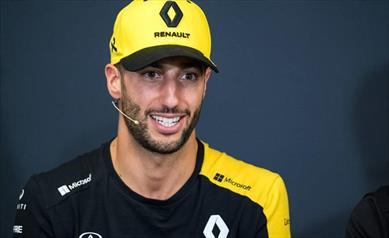 Ricciardo: che impresa in Renault
