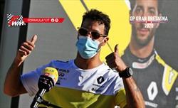 Ricciardo: è stata una gara pazzesca