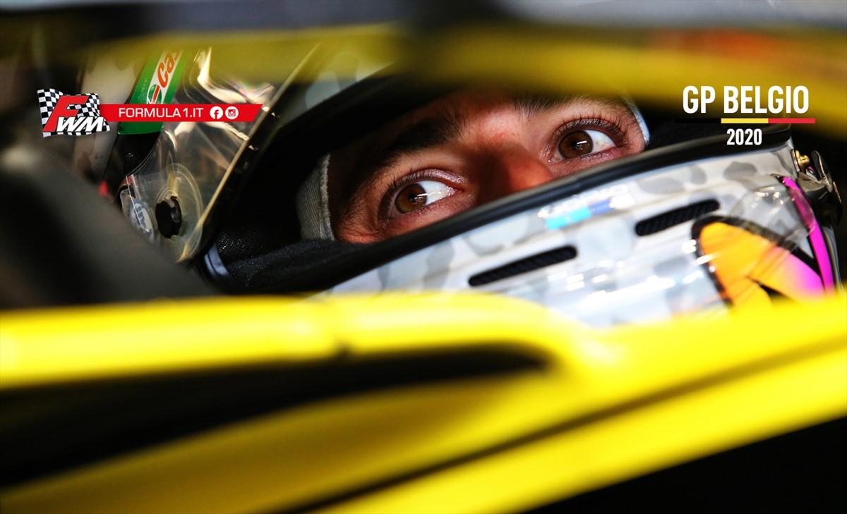 Ricciardo: ho dato tutto e sono stato ricompensato