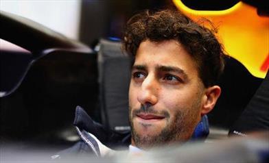 Ricciardo, sono sul mercato ed ho molte opzioni