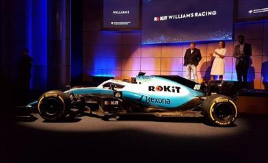 ROKIT WILLIAMS RACING: Ecco la nuovissima livrea della FW42...