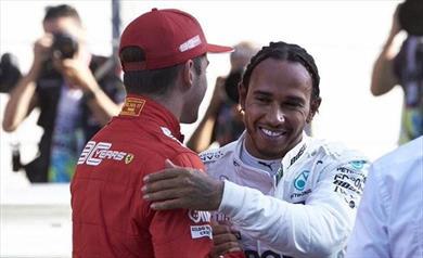 Russia: Hamilton scatterà dalla prima fila, ma difficile competere contro il 'jet mode' Ferrari
