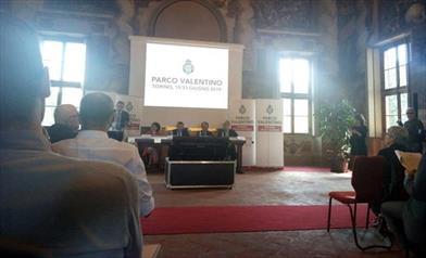 Conferenza stampa Parco Valentino del 7 maggio 2019